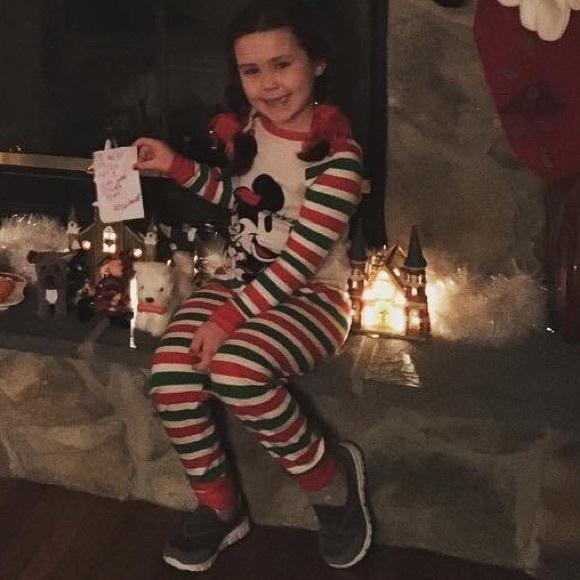 Disney Other - Disney Christmas Pajamas